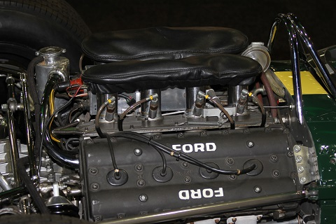 2015 Cosworth motor