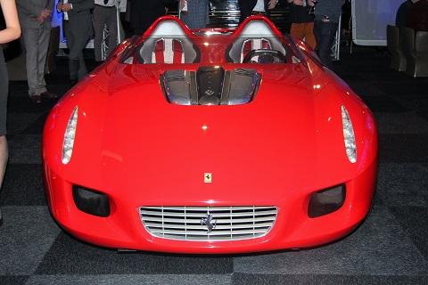 2015 Ferrari Mythos