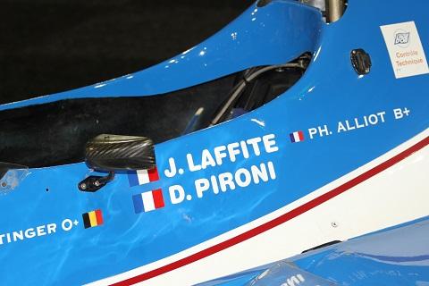 2015 Ligier