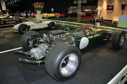 2015 Lotus 49  R3