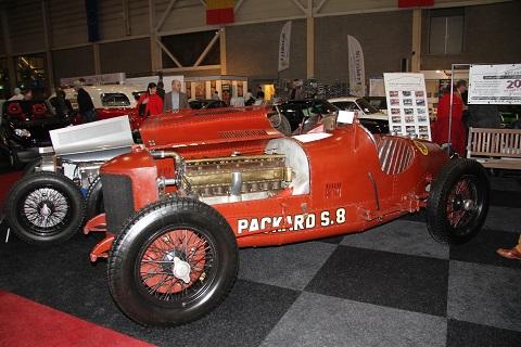 2015 Packard F1