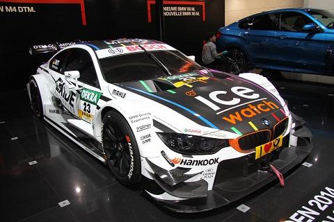 2015 DTM BMW