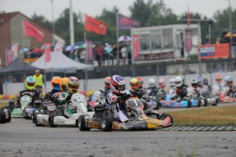 Karting Veel Deelnemers Tijdens Vijfde Nk In Berghem Autosport Nl
