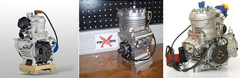 drie-kartmotoren