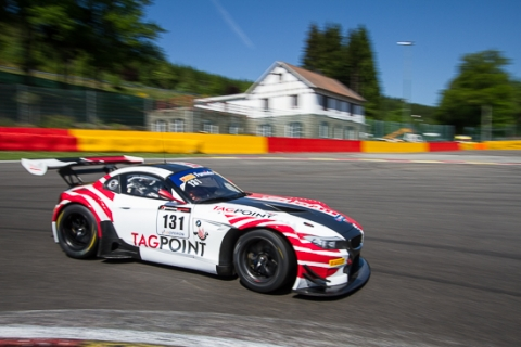spa euro race - supercar challenge - spa-francorchamps