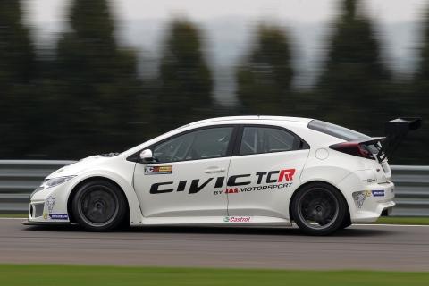 TCR Kick-off - Honda Civic