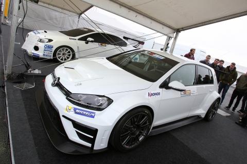 TCR Kick-off - VW Golf - Subaru WRX