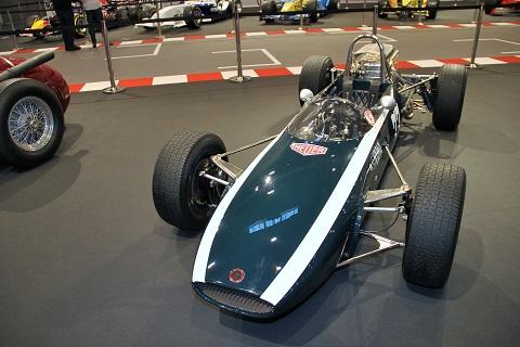 2015 EMS F1 Cooper