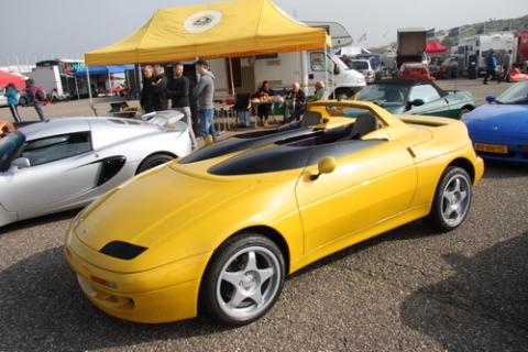Lotus Elan barchetta of een mooie  proto