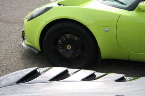 TVR en Lotus