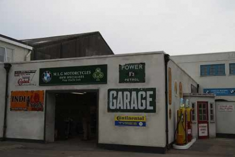 De garages worden steeds mooier