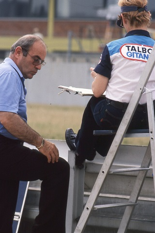 1991 Guy Ligier Michele Dubosc