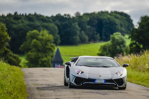 Terugblik Lamborghini