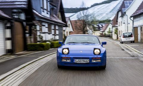 Terugblik Porsche 968