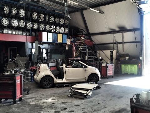 Automotive Ronald Morien demontage