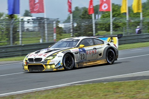 2016 BMW Race