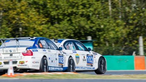 JR Motorsport battle for SP3 title 800pix