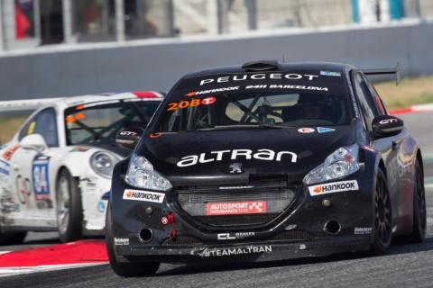 Team Altran Touring car overall champion 800pix