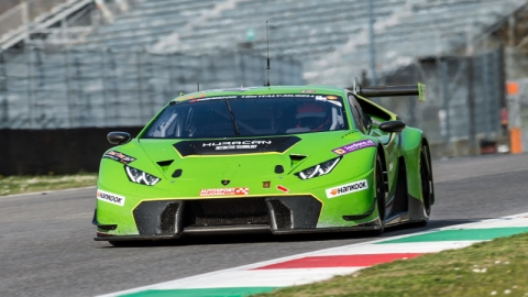 24h series christian engelhart zet grt grasser racing team lamborghini op pole. Black Bedroom Furniture Sets. Home Design Ideas