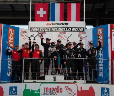 Overall podium Hankook 12H ITALY MUGELLO 2016 800pix