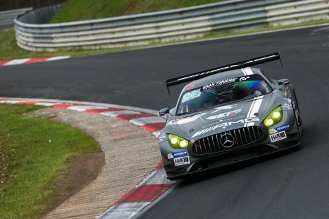 160430 VLN R2 Mercedes