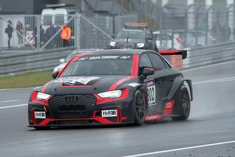 2015 TCR Audi