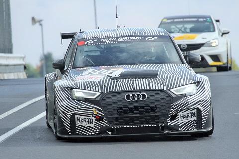 2016 TCR Audi Race