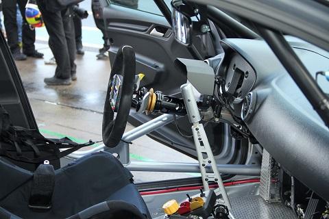 2016 Audi Cockpit