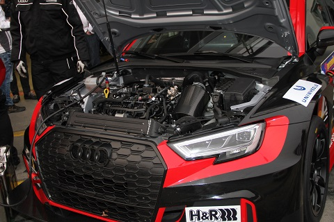 2016 Audi Motor
