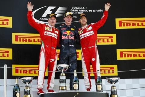 Max Verstappen Wint Grand Prix Van Spanje