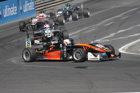 F3 Hubert Race