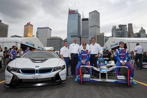 2016 Andretti Formule E Team