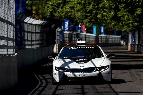 BMW Safetycar