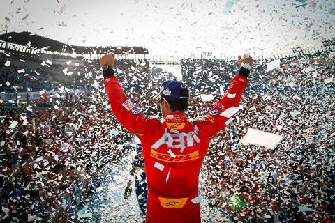 2016 DI Grassi winnaar