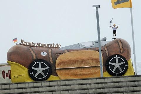 2016 Bratwurst