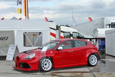 2016 TCR Alfa 2