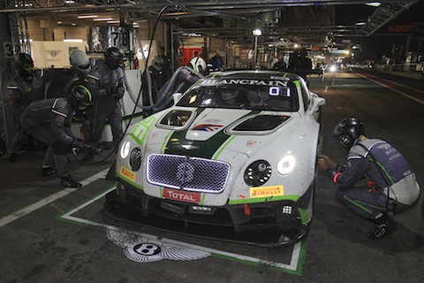160731 Spa 14h Bentley