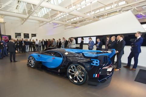 Bugatti leusden