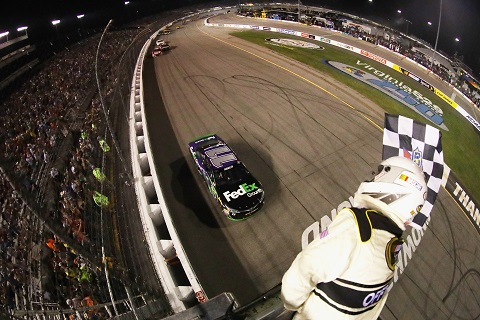 Finish Hamlin