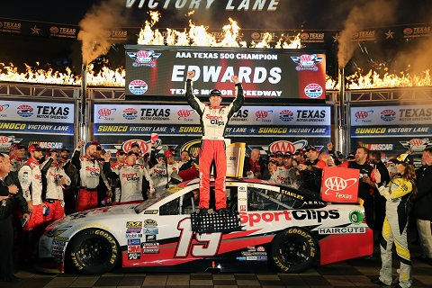 2016 Edwards winnaar