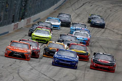 Daniel Suarez Race