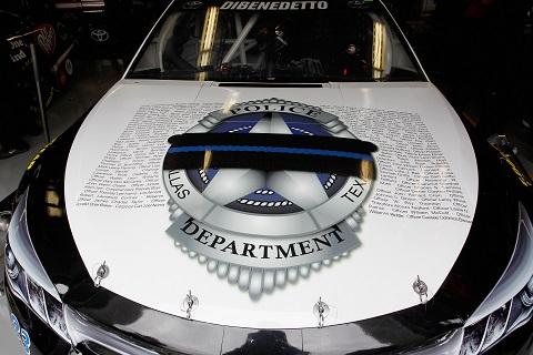 2016 Politie Texas