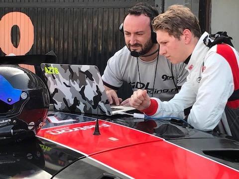 161114 Breukers Lamborghini test