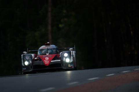 160619 LM Race Toyota5 headon