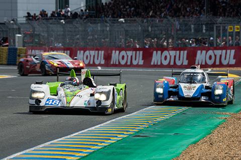 Jeroen Le Mans