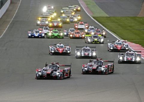 160417 WEC Race start