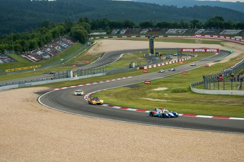 WEC Nurburgring BvdW-13
