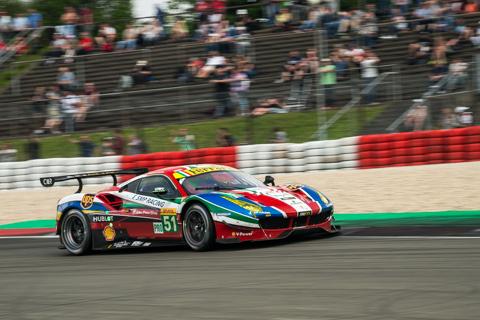 WEC Nurburgring BvdW-14