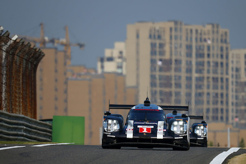 161105 WEC kwalificatie Porsche
