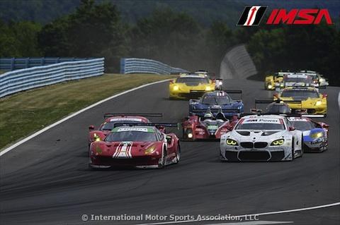 160704 IMSA race Start GTD